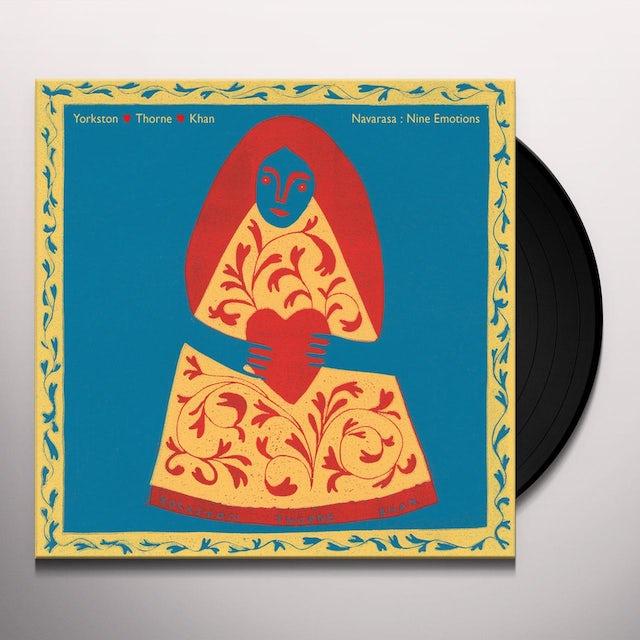 YORKSTON / THORNE / KHAN NAVARASA: NINE EMOTIONS Vinyl Record
