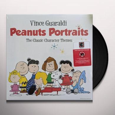 Vince Guaraldi Peanuts Portraits (LP) Vinyl Record
