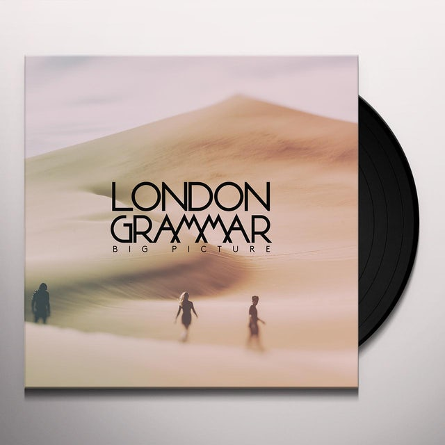 London Grammar BIG PICTURE Vinyl Record