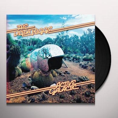 DELTA RIGGS ACTIVE GALACTIC Vinyl Record