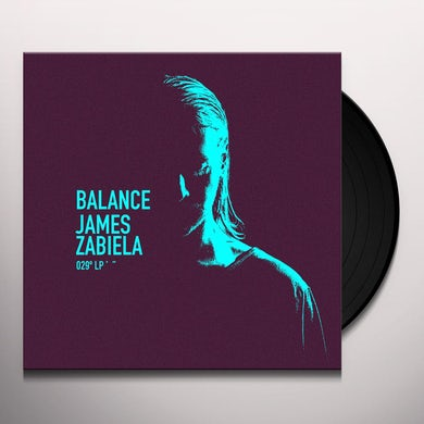 James Zabiela BALANCE 029 Vinyl Record