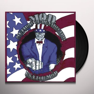 USA FOR MOD Vinyl Record
