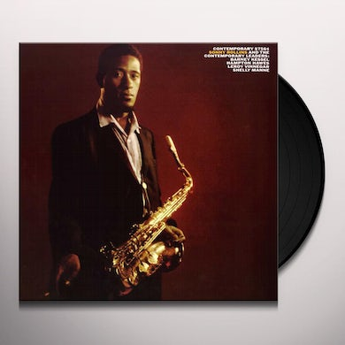 Sonny Rollins And The Contemporary Leader (LP) Vinyl Record