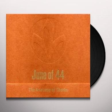 June Of 44 ANATOMY OF SHARKS Vinyl Record