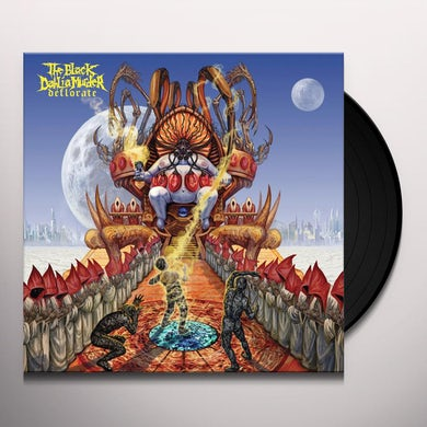 The Black Dahlia Murder DEFLORATE Vinyl Record