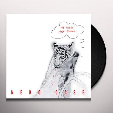 Neko Case TIGERS HAVE SPOKEN Vinyl Record