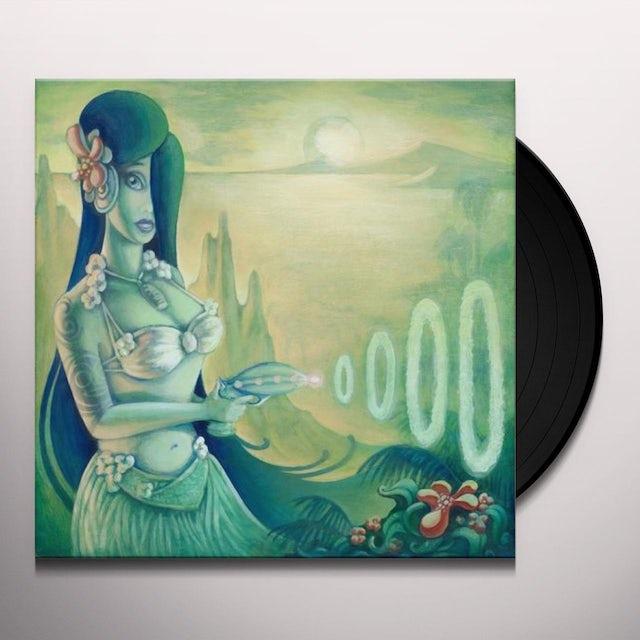 Kava Kon TIKI FOR THE ATOMIC AGE Vinyl Record