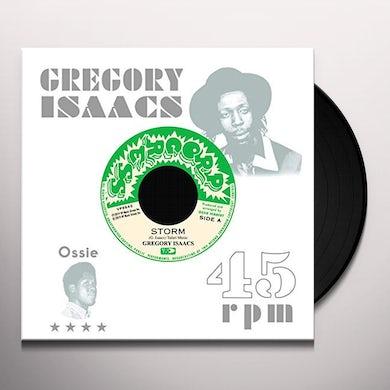 Gregory Isaacs STORM Vinyl Record
