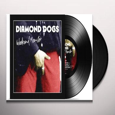 Weekend Monster Vinyl Record