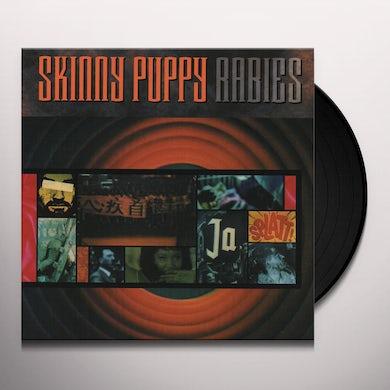 Skinny Puppy RABIES Vinyl Record