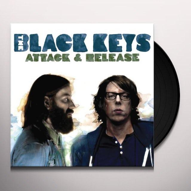 Black Keys ATTACK & RELEASE Vinyl Record