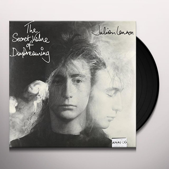Julian Lennon SECRET VALUE OF DAYDREAMING Vinyl Record