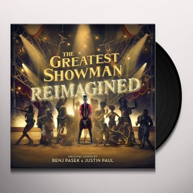 GREATEST SHOWMAN: REIMAGINED / VARIOUS Vinyl Record