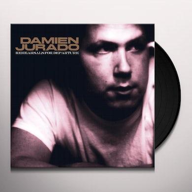 Damien Jurado REHEARSALS FOR DEPARTURE Vinyl Record