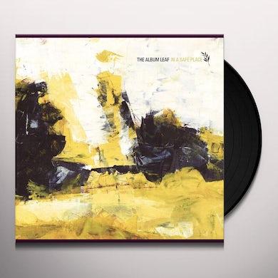 Album Leaf IN A SAFE PLACE Vinyl Record