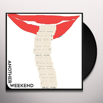 Ariel Pink's Haunted Graffiti ANOTHER WEEKEND / ODE TO THE GOAT (THANK YOU) Vinyl Record