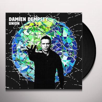 Damien Dempsey UNION Vinyl Record
