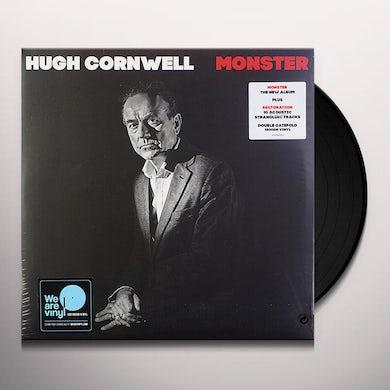 Hugh Cornwell MONSTER Vinyl Record