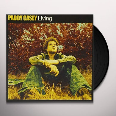 Paddy Casey LIVING Vinyl Record