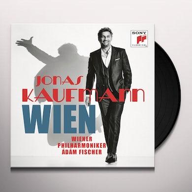 Jonas Kaufmann WIEN Vinyl Record
