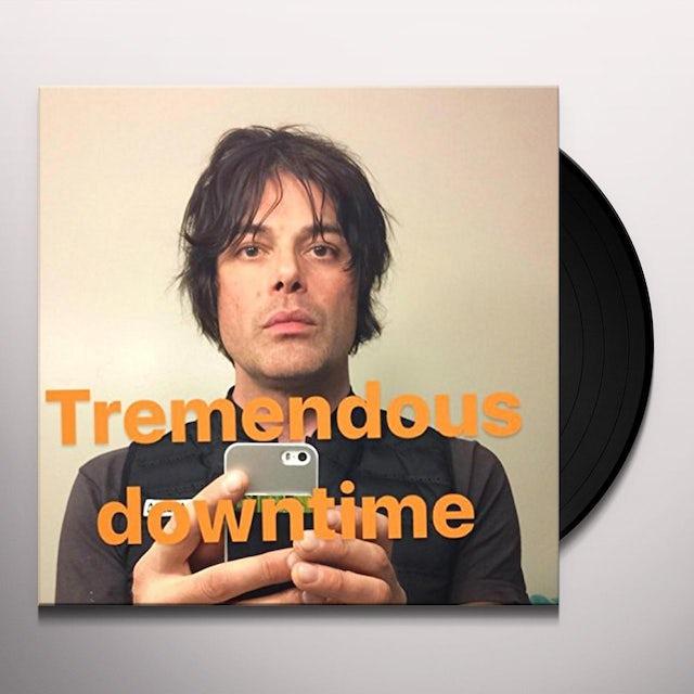 Vess Ruhtenberg TREMENDOUS DOWNTIME Vinyl Record