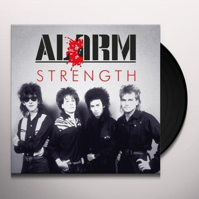 Alarm Strength 1985-1986 Vinyl Record