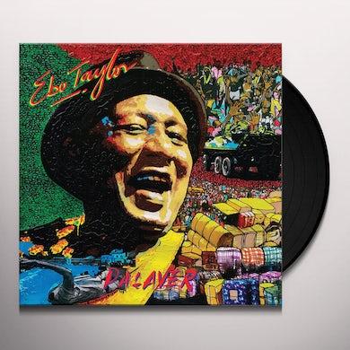 Ebo Taylor PALAVER Vinyl Record