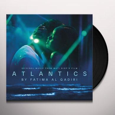 Fatima Al Qadiri Atlantics (OST) Vinyl Record