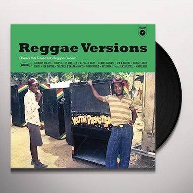 Reggae Versions / Various Vinyl Record