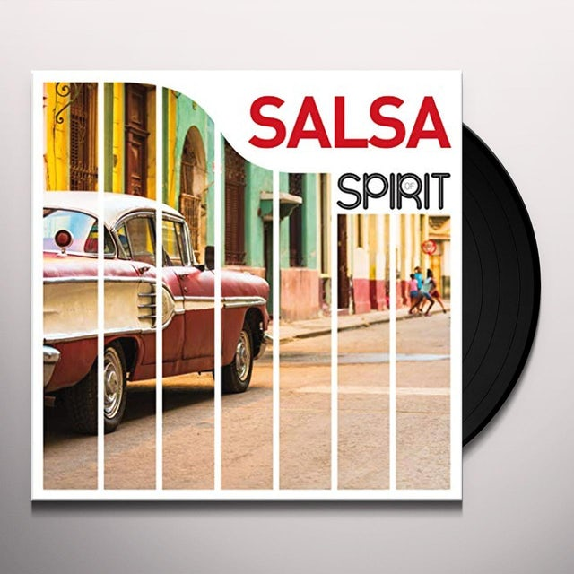 Spirit Of Salsa / Various
