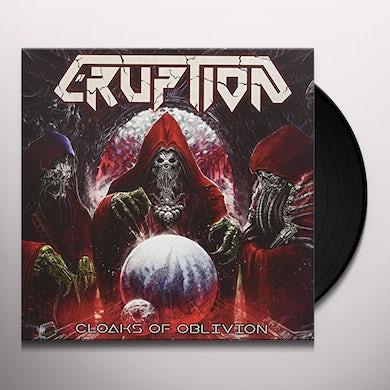Eruption CLOAKS OF OBLIVION Vinyl Record