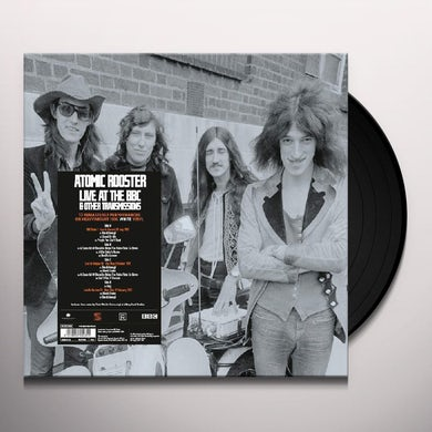 Atomic Rooster ON AIR: LIVE AT THE BBC Vinyl Record