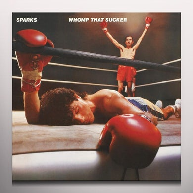 Sparks WHOMP THAT SUCKER Vinyl Record