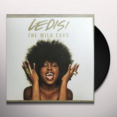 WILD CARD Vinyl Record
