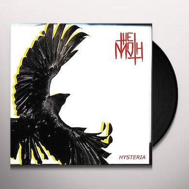 Moth HYSTERIA (YELLOW VINYL) Vinyl Record