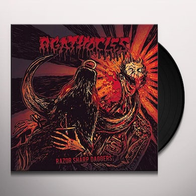 Agathocles RAZOR SHARP DAGGERS Vinyl Record