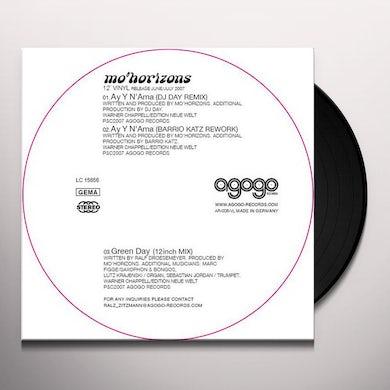 Mo' Horizons  AY N'AMA Vinyl Record - UK Release