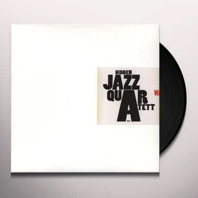 Hidden Jazz Quartett WALZER Vinyl Record - UK Import, 10 Inch Single