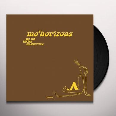 Mo' Horizons  SO ON Vinyl Record - UK Release