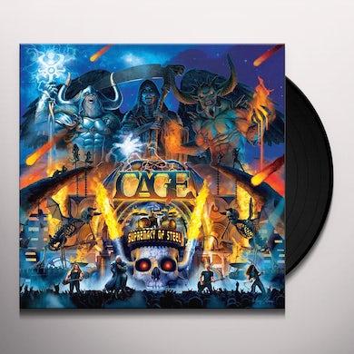 Cage SUPREMACY OF STEEL Vinyl Record
