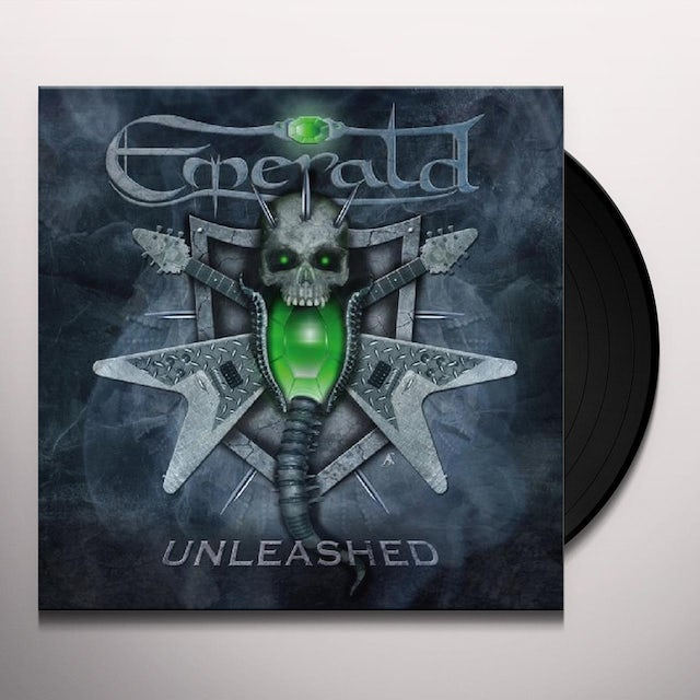Emerald UNLEASHED Vinyl Record