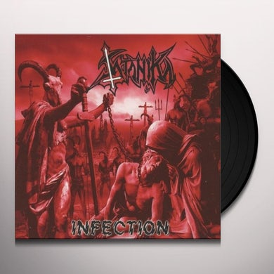 Satanika INFECTION-LP (GER) Vinyl Record