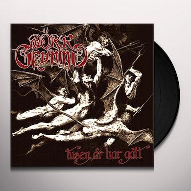 MORK GRYNING TUSEN AR HAR GATT Vinyl Record - UK Release