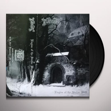 Evilfeast ELEGIES OF THE STELLAR WIND Vinyl Record