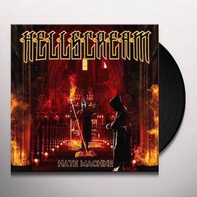 Hellscream HATE MACHINE Vinyl Record