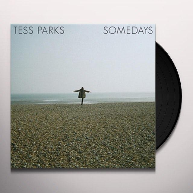 Tess Parks SOMEDAYS Vinyl Record