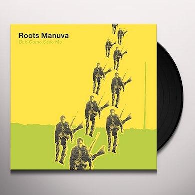 Roots Manuva DUB COME SAVE ME Vinyl Record