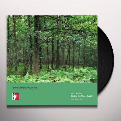 Jim O'Rourke DESPITE THE WATER SUPPLY Vinyl Record