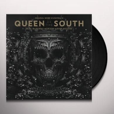 Giorgio Moroder QUEEN OF THE SOUTH (ORIGINAL SOUNDTRACK) Vinyl Record