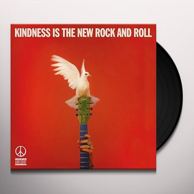 Peace KINDNESS IS THE NEW ROCK & ROLL Vinyl Record